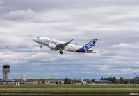 ニュース画像:エアバス、P&W GTFを搭載したA319neoが初飛行