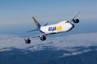 ニュース画像:カンタス・フレート、2機の747-8Fをアトラス航空とリース契約