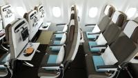 ニュース画像:エティハド、A320とA321のエコノミーに新シート 機内食も一新