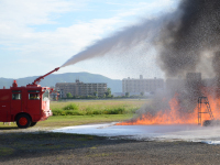 ニュース画像:岐阜基地、6月13日に航空機救難消防訓練を実施
