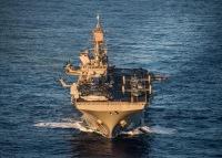 ニュース画像:強襲揚陸艦アメリカとワスプが交代、ニューオリンズも佐世保に配備