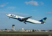 ニュース画像:アズール・ブラジル航空、アメリカ大陸初のA330-900を受領