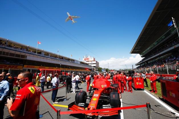 ニュース画像 1枚目:エミレーツ航空、F1グランプリと提携