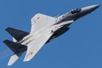 ニュース画像:島松射撃場、7月8日から11日まで F-15戦闘機が射撃訓練を実施
