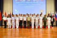 ニュース画像 1枚目:ADMMプラス海洋安全保障会議