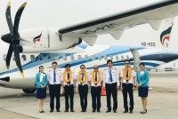 ニュース画像 1枚目:ATR-72-600受領を歓迎
