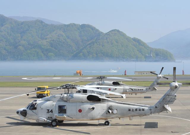 ニュース画像 1枚目:第23航空隊 SH-60J/K