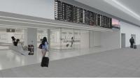 ニュース画像:スカイマーク、羽田国内線ターミナルのリニューアル工事で到着出口を変更