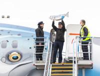 ニュース画像:アラスカ航空、2019年も恒例のアラスカ産「サーモン」を初輸送
