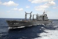 ニュース画像:補給艦「とわだ」、函館港で一般公開 5月24日と25日の2日間
