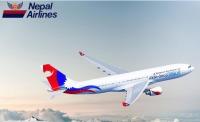 ニュース画像:ネパール航空、関西/カトマンズ線で週3便 A330-200を使用