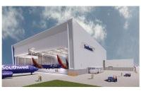 ニュース画像:サウスウェスト、デンバーに同社初の整備格納庫を建設 2020年完成