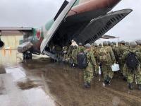 ニュース画像:陸海空3自衛隊、鹿児島県屋久島に災害派遣 豪雨による孤立者を救助