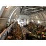 ニュース画像 2枚目:C-1輸送機の機内