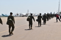 ニュース画像:南スーダン国際平和協力業務の派遣期間、2020年5月末まで延長