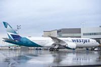ニュース画像:ウェストジェット、カルガリー/パリ線に就航 787-9で週4便