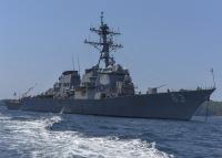 ニュース画像:ミサイル駆逐艦「ステザム」、下田黒船祭に参加