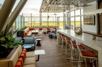 ニュース画像:デルタ航空、オースチン空港で初めての「デルタ スカイクラブ」オープン
