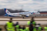 ニュース画像:ウラル航空、6月にモスクワ発着でボルドー、モンペリエ線を開設
