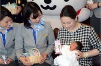 ニュース画像:ANA、全国の赤十字病院に「しあわせの花 すずらん」配布 5月29日