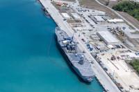 ニュース画像:護衛艦「ありあけ」と「あさひ」、グアム周辺で日米豪韓共同訓練に参加