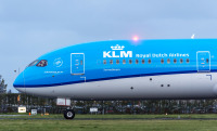 ニュース画像:KLMと中国東方航空、中国国内線と欧州内路線でコードシェア提携を拡大