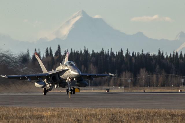 ニュース画像 1枚目:レッドフラッグ・アラスカ、画像はVMFA-232