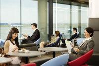 ニュース画像:オーストリア航空、ラウンジで「LoungeNet」が利用可能に
