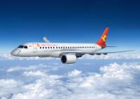 ニュース画像:エンブラエル、天津航空とERJ-195、E190-E2を正式契約 中国初のE2