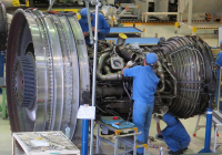 ニュース画像:MHIAEL、キャセイ747-400ERFのPW4000でMRO契約