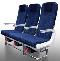 ニュース画像:ANA、秋から国内線777と787に普通席の新シート 快適性を向上