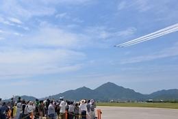 ニュース画像 1枚目:防府航空祭