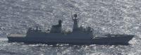 ニュース画像:P-3CとP-1、中国海軍艦艇の宮古海峡通過と東シナ海での航行を確認
