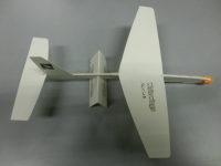 ニュース画像 1枚目:製作予定の紙飛行機