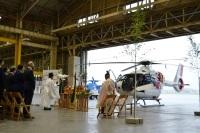 ニュース画像 1枚目:中日本航空、20機目のH135