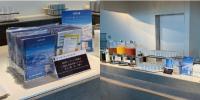 ニュース画像:羽田空港のパワーラウンジ、高濃度ビタミンCのサプリメントを配布