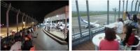 ニュース画像:仙台空港、7月13日から8月18日まで「屋上展望デッキビアガーデン」