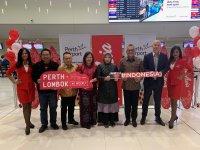 ニュース画像:エアアジア・インドネシア、マタラム・ロンボク/パース線に就航 週4便