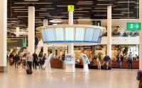ニュース画像:スキポール空港、セルフサービスのインフォメーション・スタンドを設置