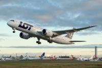 ニュース画像:ALC、LOTポーランド航空と1機の787-9を長期リース契約