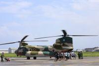 ニュース画像:静浜基地、7月27日にCH-47J体験搭乗 応募は7月3日まで
