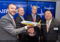ニュース画像:セブパシフィック航空、A321XLRを含むneoファミリー31機発注