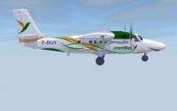 ニュース画像:エア・アンティル、DHC-6-400ツインオッター2機購入 機材更新