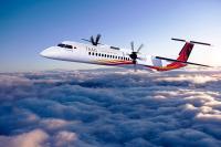 ニュース画像:TAAGアンゴラ航空、初のDHC-8-400を受領
