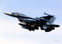 ニュース画像:F-2B戦闘機墜落、再発防止に外装物搭載時の飛行特性など再教育