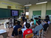 ニュース画像 1枚目:AIRDO航空教室