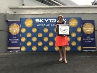ニュース画像 1枚目:北米のベストエアラインスタッフ部門を受賞したデルタ航空