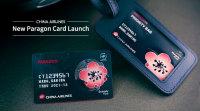 ニュース画像:チャイナエア、同社60周年で新会員カードを発行 専用革製アイテムも