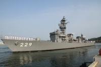 ニュース画像:護衛艦「あぶくま」、下関市で一般公開 7月6日と7日