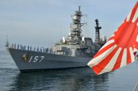 ニュース画像:護衛艦「さわぎり」、7月14日と15日に和歌山港で一般公開